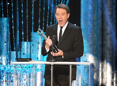 gagnant Bryan Cranston Screen Actors Guild Awards 2014