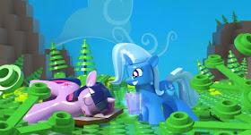 Animation: My Lego Pony - Dental student
