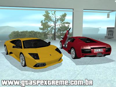 Lamborghini Murcielago LP640 2006 para GTA San Andreas