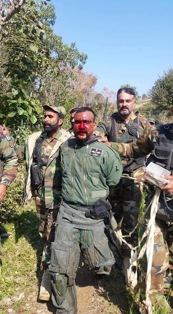 Pakistan arrested by indian wing commander abhinandan vardhman