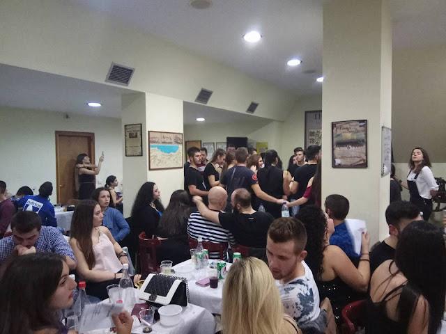 Αποχαιρετιστήριο γλέντι για τους Πόντιους φοιτητές στη Θεσσαλονίκη με φιλανθρωπικό χαρακτήρα