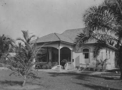 Rumah Tua Jalan Vihara Siantar