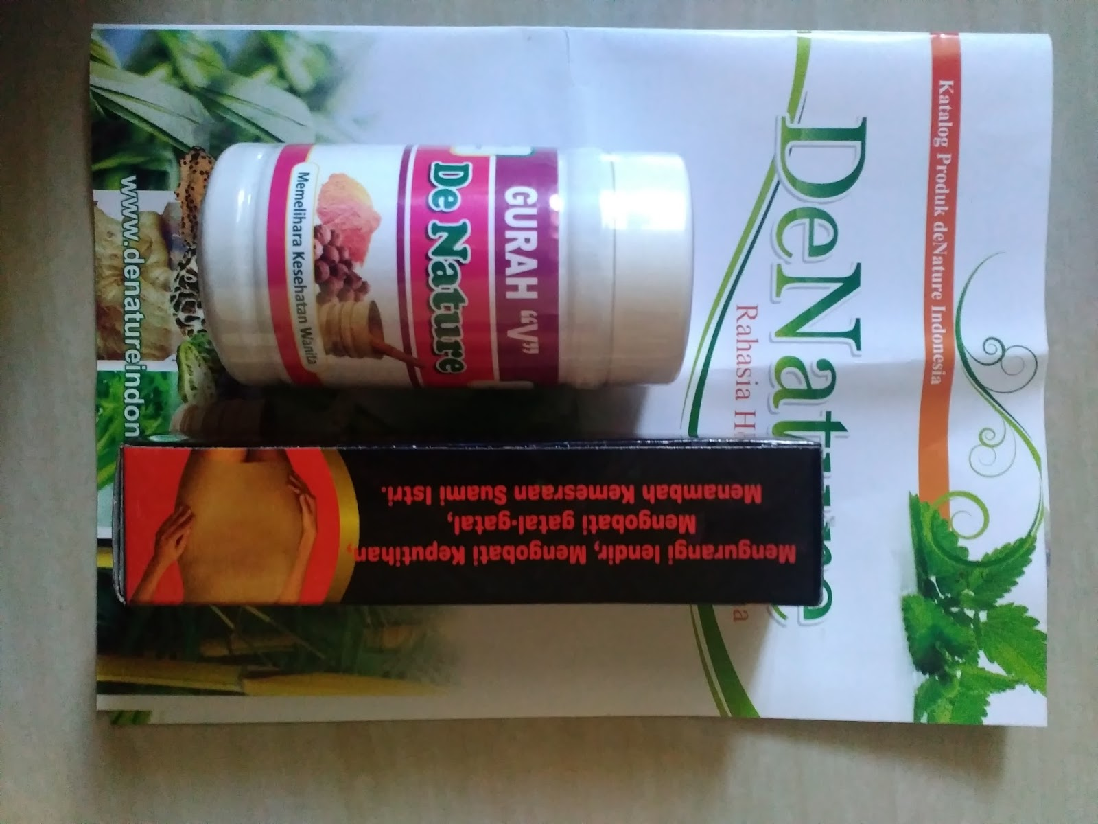 obat herbal keputihan yang bau