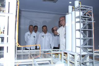 Kunjungan Kerja Wakil Bupati Indramayu H. Supendi di PT. Polytama Propindo