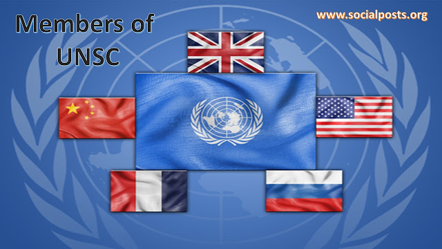 Veto Power Countries