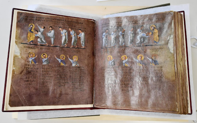 Codex Rossanensis, original Biblical manuscript, goes on display in Calabria