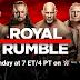Royal Rumble 2017: Confira o card completo para o Pay-Per-View de hoje!