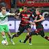 Bayer Leverkusen atropela o Wolfsburg em duelo direto por vaga na Champions