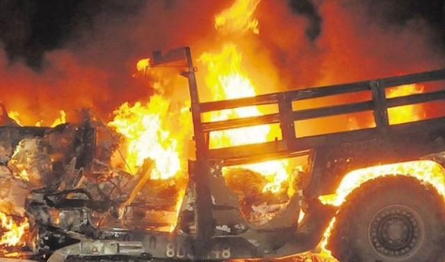 A 1 año de la emboscada a Militares en Culiacán ¿Qué pasó con los detenidos y responsables de la masacre?