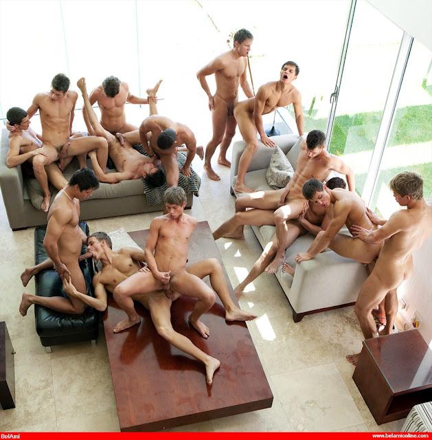 orgía gay putas de colombias