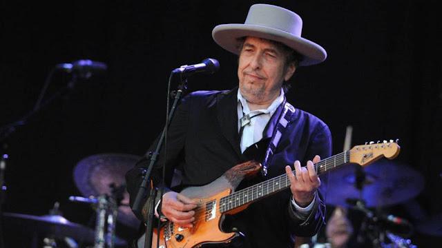 Bob Dylan Finalmente Recibe Su Premio Nobel De Literatura