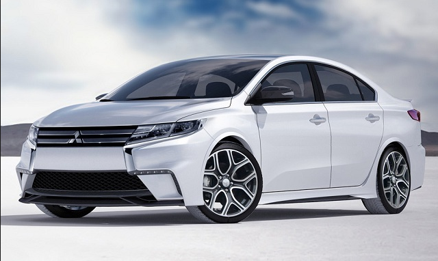 2017 Mitsubishi Lancer Specifications, Redesign and Powertrain