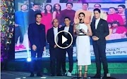 [VIDEO] Alden Richards and Maine Mendoza acceptance Speech at 47th GMMSF Entertainment Awards 2016!