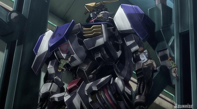 Mobile Suit Gundam: Tekketsu no Orphans Episode 6 Subtitle Indonesia