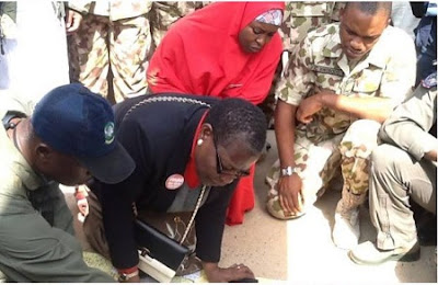 Chibok Girls: Read What Oby Ezekwesili Said After Visiting Sambisa Forest