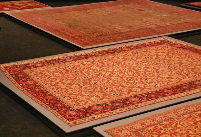 Una visita al Museo de Arte Islámico de Doha Exposicion Hilos Imperiales