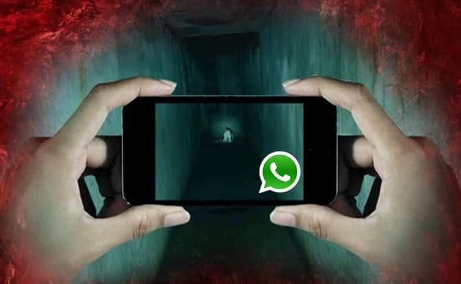 Smartphone, whatsapp, mensajes