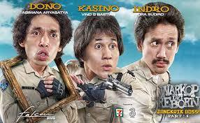 Hantu Baca Film Indonesia Terbaik Sepanjang Sejarah Warkop DKI Reborn: Jangkrik Boss Part 1