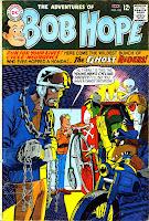 Adventures of Bob Hope v1 #108 - Neal Adams dc 1960s comic book cover art