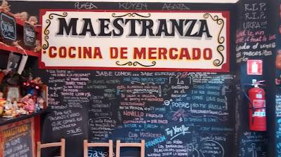 Maestranza - Cocina de Mercado