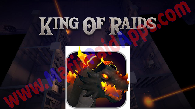 King of Raids: Magic Dungeons Apk MafiaPaidApps