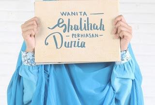 menjadi muslimah yang baik