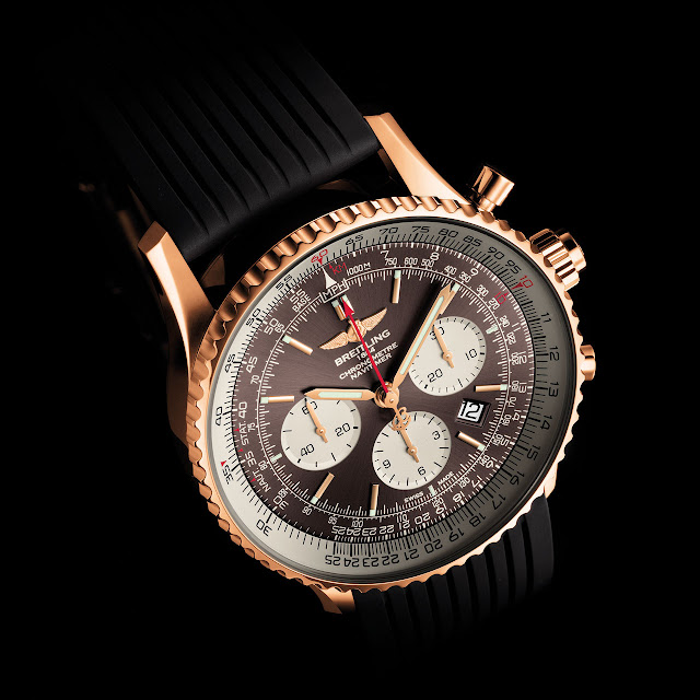 Breitling Navitimer Rattrapante Mechanical Automatic Watch