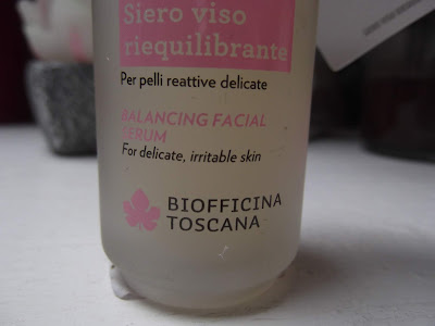 Biofficina Toscana Vyrovnávající pleťové sérum