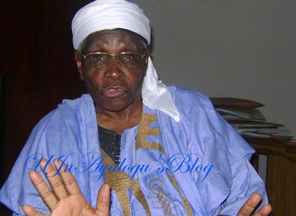 He's On His Own – Northern Elders Disown Ango Abdullahi's Support For Igbo Eviction