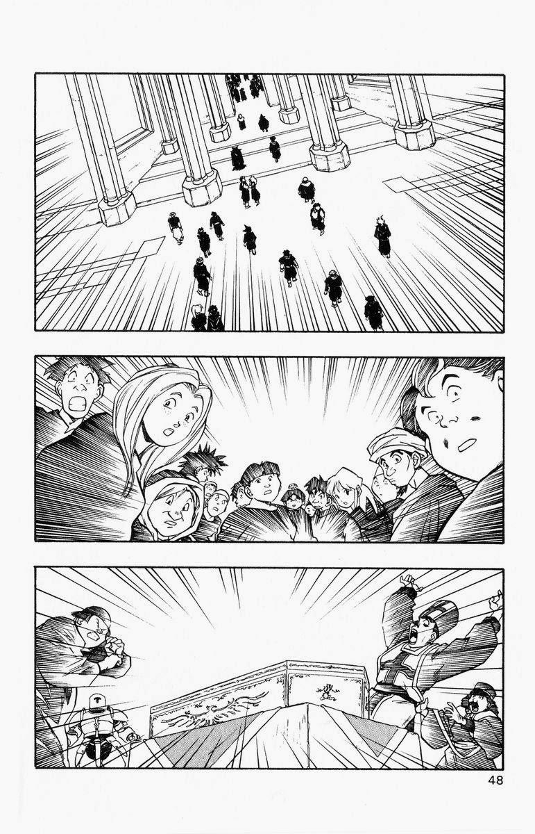 Dragon Quest: Emblem of Roto chap 38 trang 42