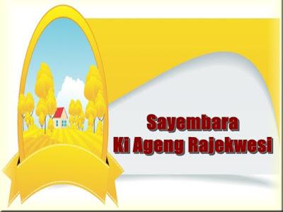 Sayembara Ki Ageng Rajekwesi Cerita Rakyat Jawa Tengah