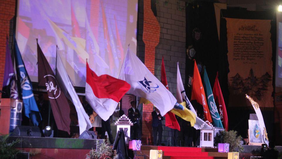 Parade Bendera MPKMB