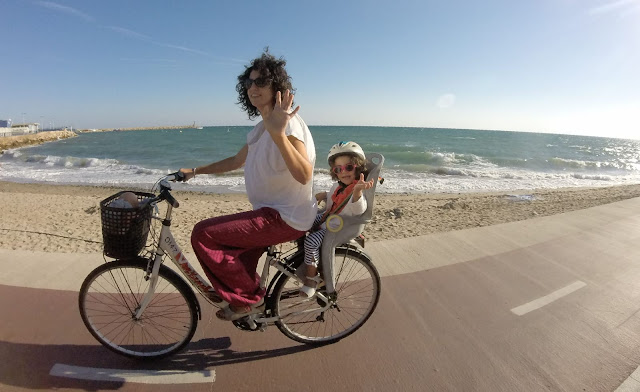 Carril bici de Cambrils