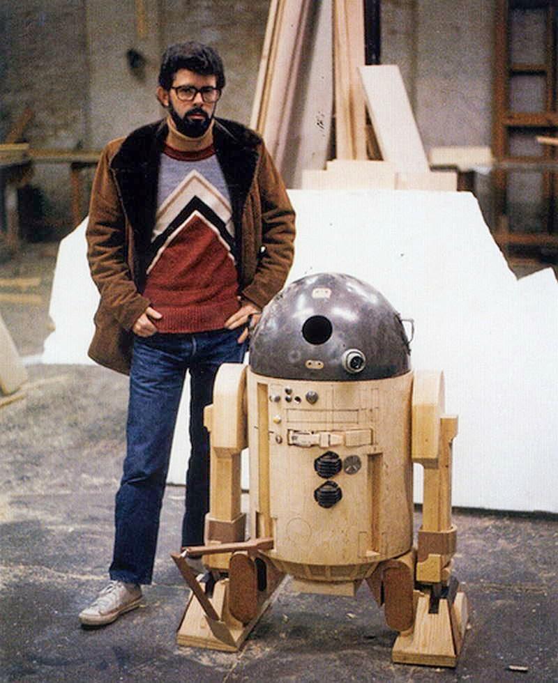 d85cc8b631f3 Star Wars: Detrás de las cámaras | Los Lunes Seriéfilos
