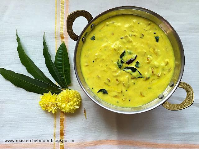 Moru Curry | Kerala Style Moru Curry