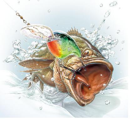 Fish R: Bass Fishing Wallpaper