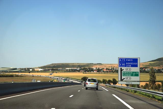 Viagem de carro de Lisboa a Paris