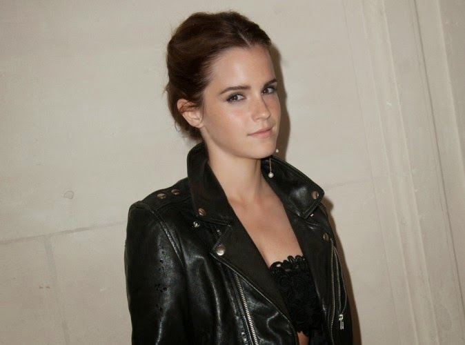 Emma Watson  the site which the touting is a fake!