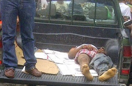Resultado de imagen para Matan hombre a balazos en San Juan de la Maguana