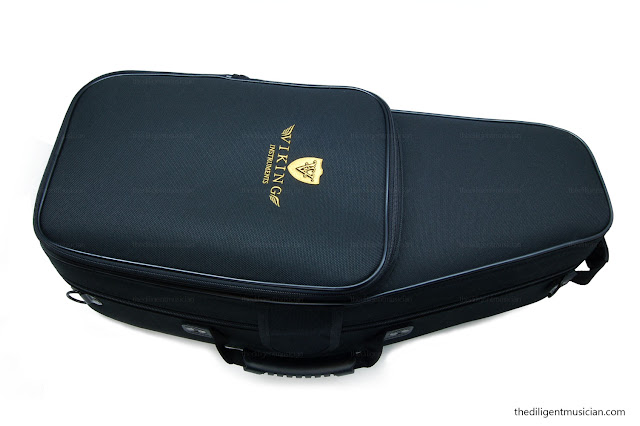 Viking Valkyrie Alto Saxophone Review Case Closed