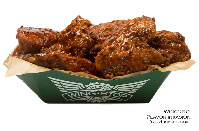 Wingstop PH Flavor Invasion Promo, FREE Gift Certificates and Chicken Wings. YedyLicious Manila Food Blog