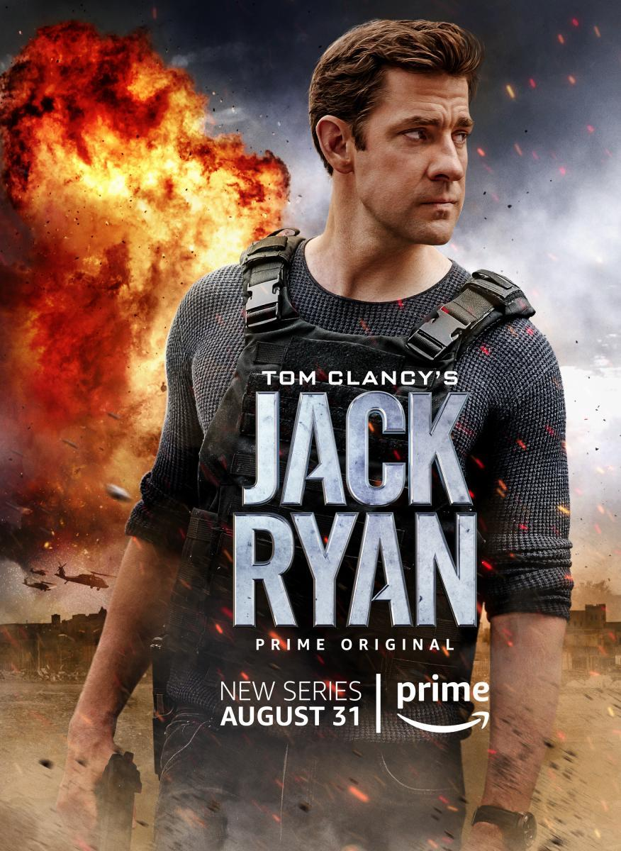 Jack Ryan T1 Completo Dual WEB-DL 720 y 1080 Zippy