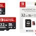 HORI vai lançar cartões microSD com logotipo Nintendo Switch