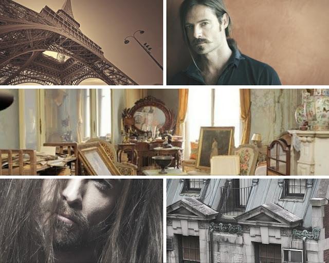 Pierre_Una buhardilla en París_Apuntes literarios de novela romántica