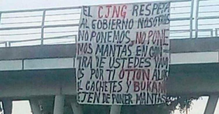 Cartel jalisciense amenaza a delincuentes en Puebla