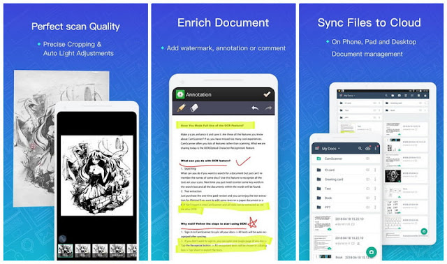 camscanner hd pro apk free download