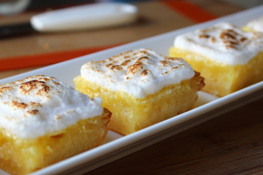 Lemon Bars for a Lasting Mother's Day Impression