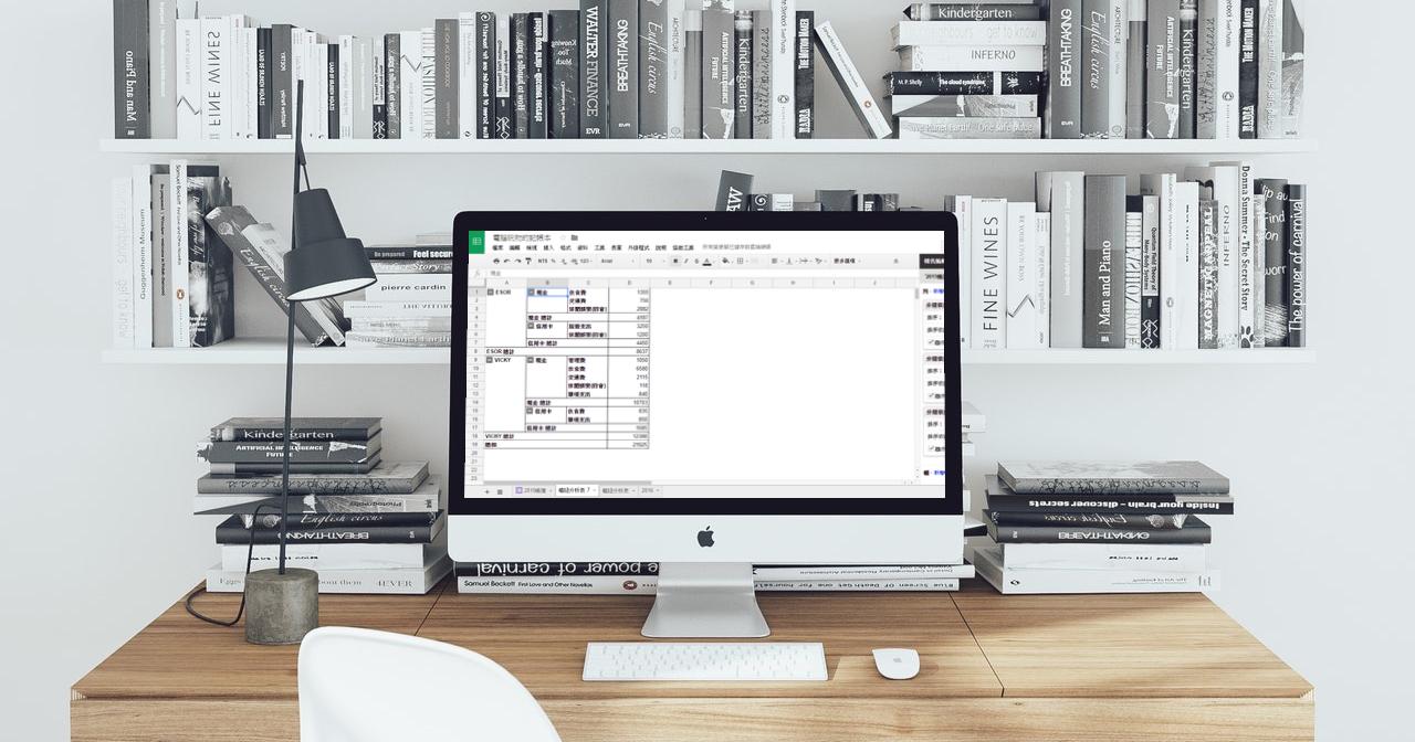 Google 試算表樞紐分析表範例教學,像 Excel 般資料快速重整