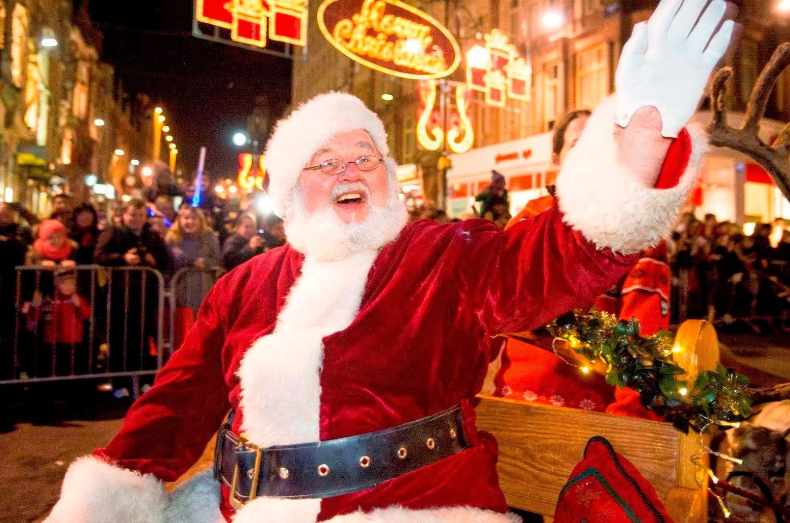 All 4u HD Wallpaper Free Download : Santa Claus Wallpapers