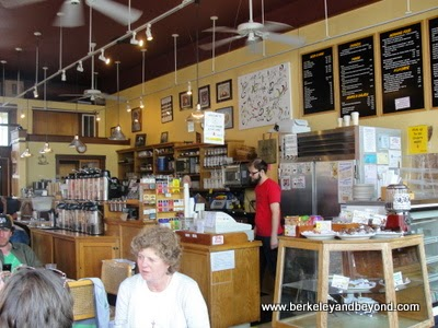 Headlands Coffeehouse in Fort Bragg, California